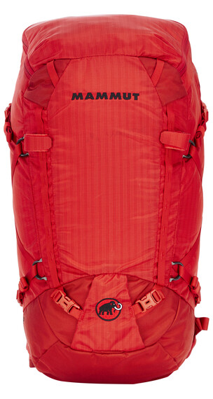 Mammut Trion Zip 28 rugzak rood